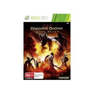 Capcom Dragons Dogma Dark Arisen Xbox 360 Game