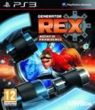 Activision Generator Rex Agent of Providence PS3 Playstation 3 Game