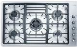 Smeg PGA95F-4 Kitchen Cooktop