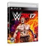 2k Games WWE 2K17 PlayStation 3 PS3 Game