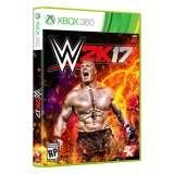 2k Games WWE 2K17 Xbox 360 Game