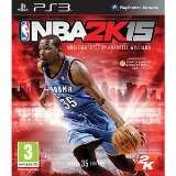 2k Sports NBA 2K15 PS3 Playstation 3 Game