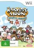 Natsume Harvest Moon Magic Melody Nintendo Wii Game