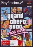 Rockstar Grand Theft Auto Vice City PS2 Playstation 2 Game