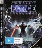 Lucas Art Star Wars The Force Unleashed PS3 Playstation 3 Game