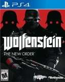 Bethesda Softworks Wolfenstein The New Order PS4 Playstation 4 Game