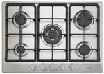 Euro Appliances EGZ70CTFGSX Kitchen Cooktop