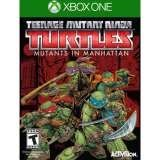 Activision Teenage Mutant Ninja Turtles Mutants in Manhattan Xbox One Game