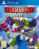 Activision Transformers PS4 Playstation 4 Game
