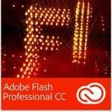 Adobe Flash Professional Creative Cloud Upgrade Graphic Software