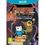 Namco Adventure Time Explore the Dungeon Because I Dont Know Nintendo Wii U
