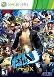 Atlus Persona 4 Arena Ultimax Xbox 360 Game
