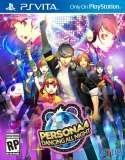 Atlus Persona 4: Dancing All Night PlayStation Vita Game