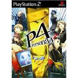 Atlus Persona 4 Game PS2 Playstation 2 Game