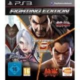 Bandai Fighting Edition: Tekken 6  Tekken Tag Tournament 2  SoulCalibur V PS3 Playstation 3 Game