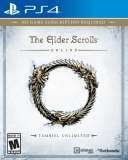 Bethesda Softworks The Elder Scrolls Online Tamriel Unlimited PS4 Playstation 4 Game