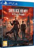 Bigben interactive Sherlock Holmes The Devils Daughter PS4 Playstation 4 Game