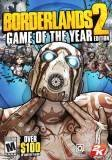 2K Games Borderlands 2 Game Of The Year Edition PC Game