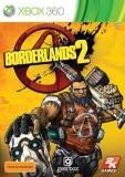 2k Games Borderlands 2 Xbox 360 Game