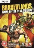 2K Games Borderlands Game Of The Year Edition PC Game