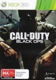 Activision Call Of Duty Black Ops Xbox 360 Game