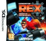 Activision Generator Rex Agent of Providence Nintendo DS Game