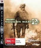 Activision Call of Duty Modern Warfare 2 PS3 Playstation 3 Game