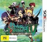 Atlus Etrian Odyssey IV (4 Four) Legends Of The Titan Nintendo 3DS Games