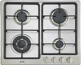 Euro Appliances EGZ60WCTSX Kitchen Cooktop