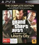 Rockstar Grand Theft Auto IV The Complete Edition PS3 Playstation 3 Game