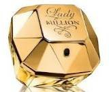 Paco Rabanne Lady Million Absolutely Gold 80ml EDP Women's Perfume