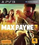 Rockstar Max Payne 3 PS3 Playstation 3 Game