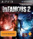 SCE inFAMOUS 2 PS3 Playstation 3 Game