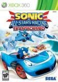 SEGA Sonic and All Stars Racing Transformed Xbox 360 Game