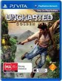 SCE Uncharted Golden Abyss PS Vita Game