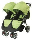 Steelcraft Agile Twin Stroller