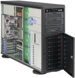 Super Micro SC743TQ-865B Server Case