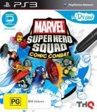 THQ Marvel Super Hero Squad Comic Combat PS3 Playstation 3 Game