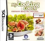 Ubisoft My Cooking Coach Prepare Healthy Meals Nintendo DS Game