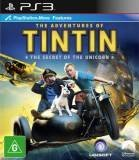 Ubisoft Adventures of Tintin The Secret of the Unicorn PS3 Playstation 3 Game