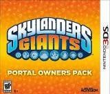 Activision Skylanders Giants Portal Owners Pack Nintendo 3DS Game