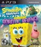 Activision Spongebob Squarepants Planktons Robotic Revenge PS3 Playstation 3 Game