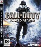 Activision Call Of Duty World At War PS3 Playstation 3 Game