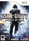 Activision Call Of Duty World At War WII Game