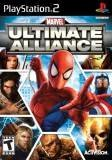 Activision Marvel Ultimate Alliance PS2 Playstation 2 Game