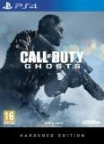 Activision Call Of Duty Ghosts Hardened Edition PS4 Playstation 4 Game