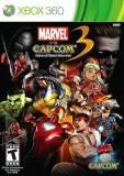 Capcom Marvel Vs Capcom 3 Fate Of Two Worlds Xbox 360 Game