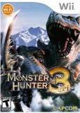 Capcom Monster Hunter Tri Nintendo Wii Game