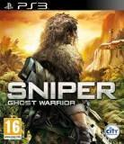 City Interactive Sniper Ghost Warrior PS3 Playstation 3 Game