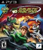 D3 Ben 10 Galactic Racing PS3 Playstation 3 Game
